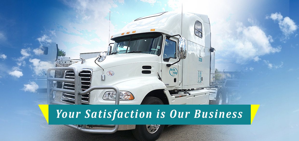 Trucking Jobs Calgary >> New Way Trucking Calgary Ab